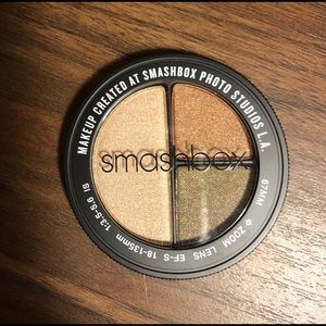 Never used! Smashbox eyeshadow palette